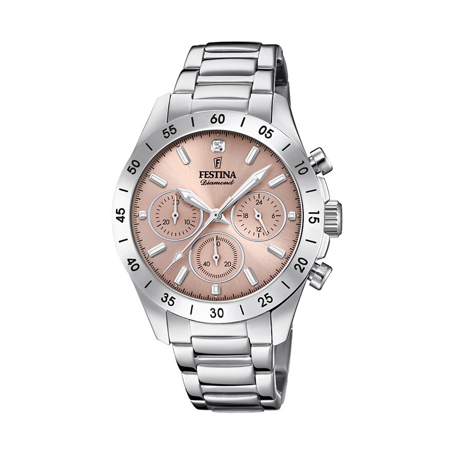 Festina Chronograph Diamond Chrono F20397/3