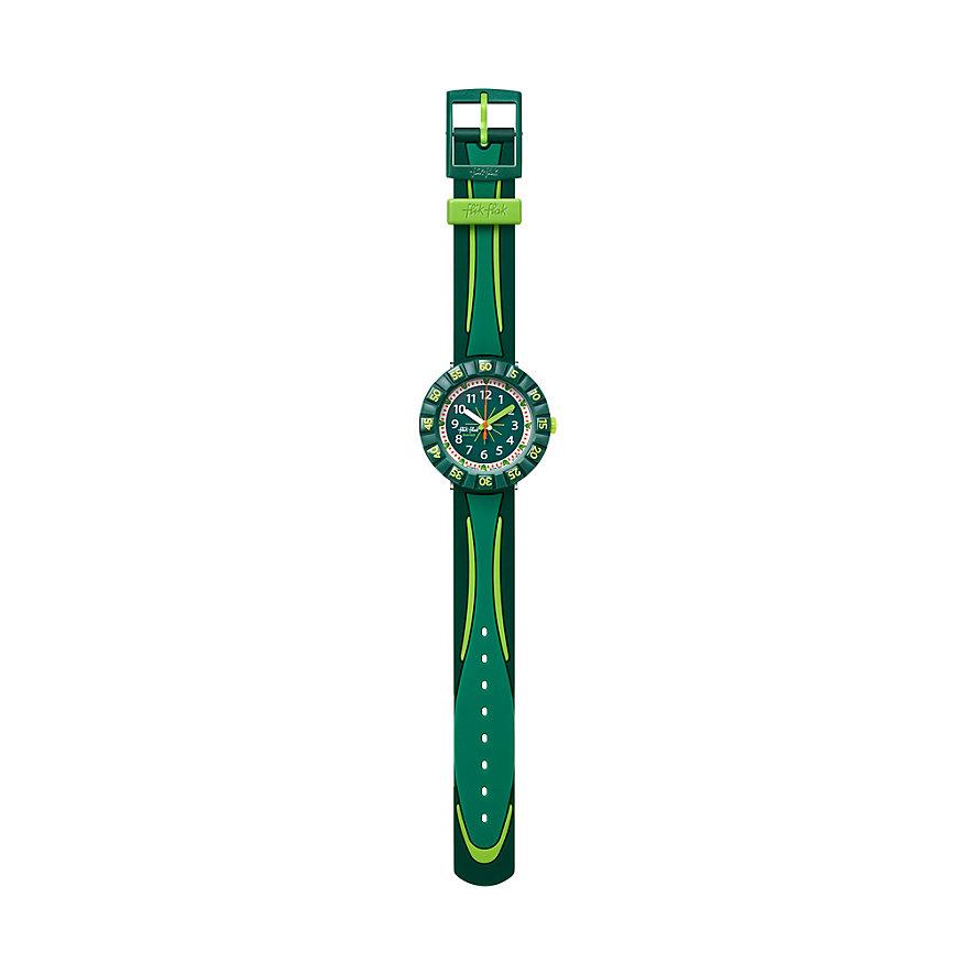 Flik Flak Kinderuhr All Green FCSP074