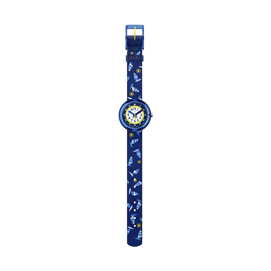 Flik Flak Kinderuhr Blue Summer FPNP011