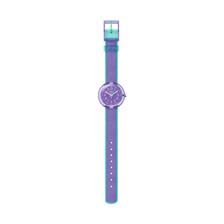Flik Flak Kinderuhr Color Blast Lilac FPNP044