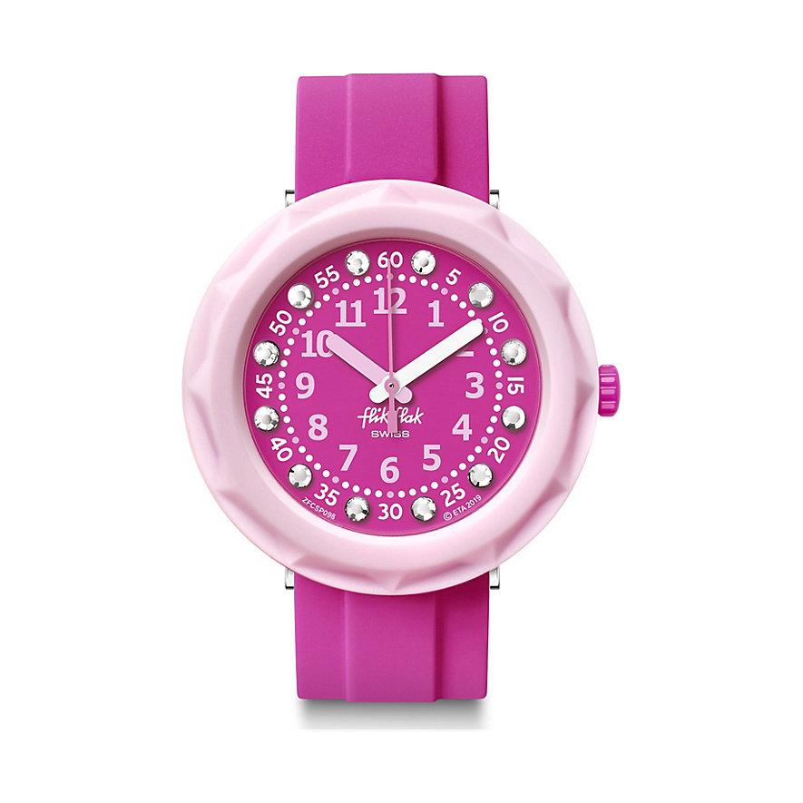 Flik Flak Kinderuhr Pink My Mind FCSP098