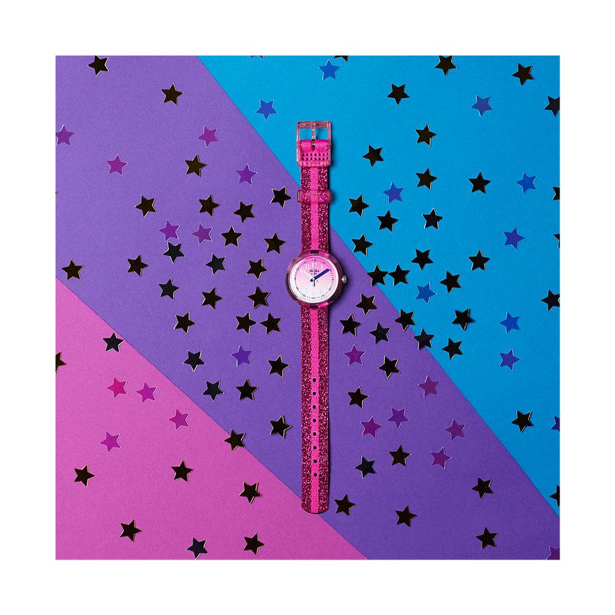 Flik Flak Kinderuhr Pink Sparkle FPNP053
