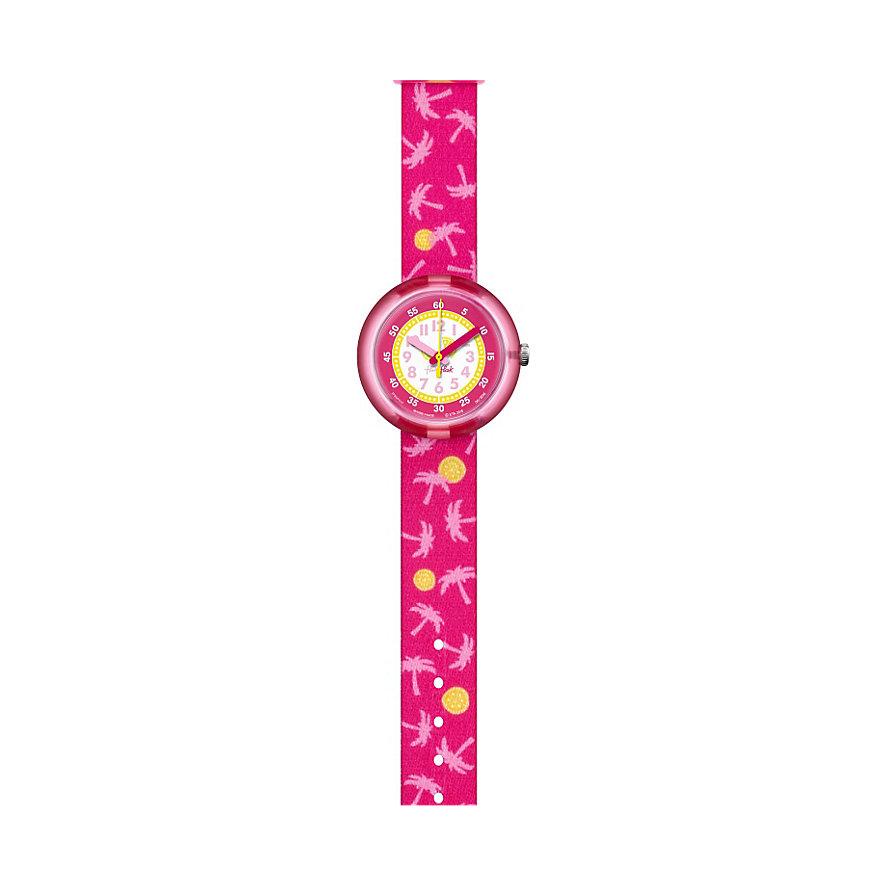 Flik Flak Kinderuhr Pink Summer FPNP010