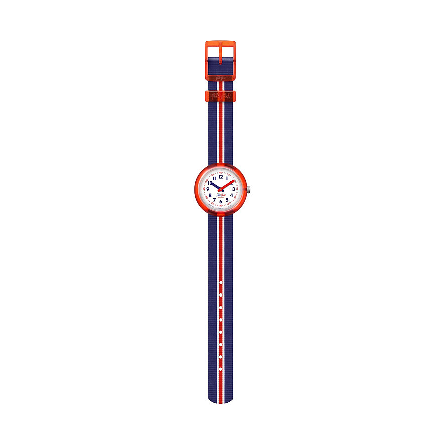 Flik Flak Kinderuhr Red Band FPNP026