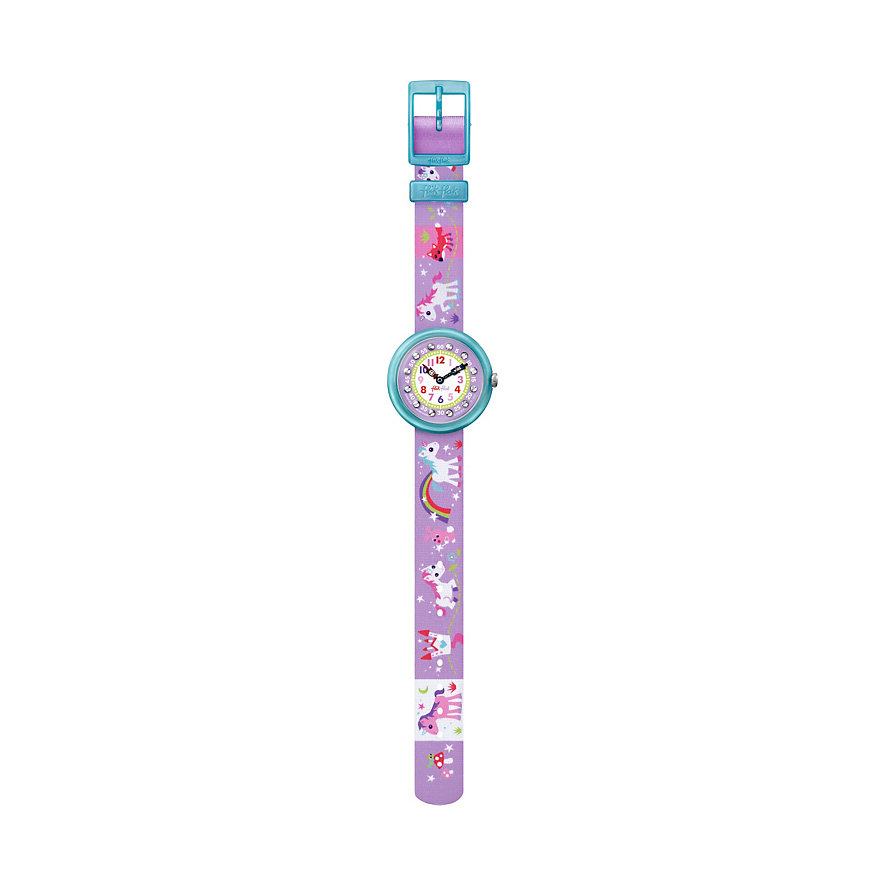 Flik Flak Uhr Magical Unicorns FBNP033