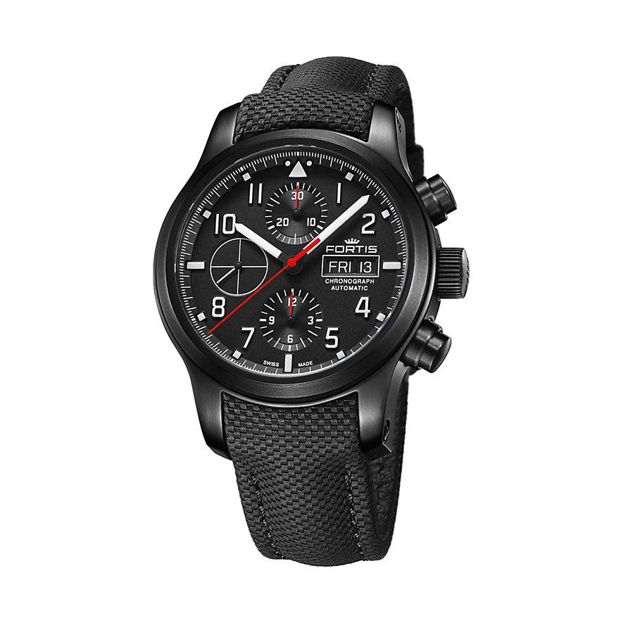 Fortis Chronograph Aeromaster Professional Chrono 656.18.10