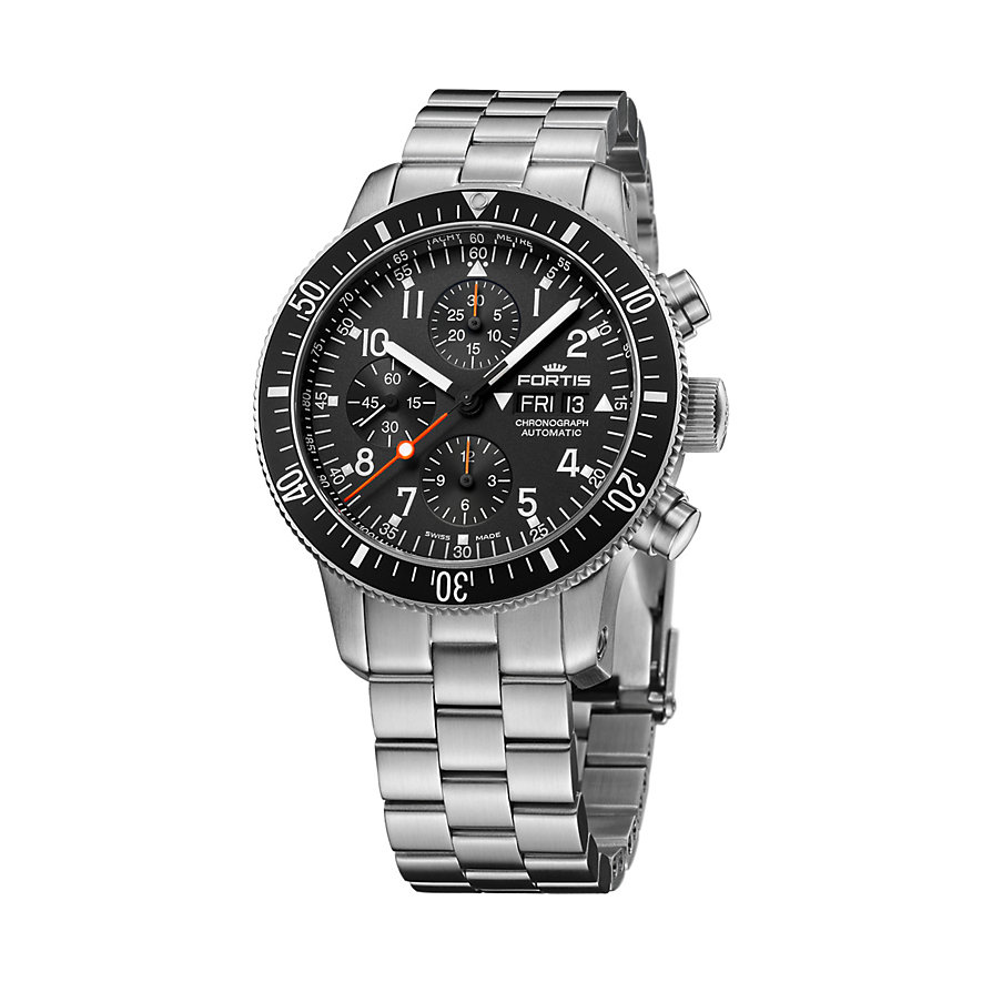 Fortis Chronograph Official Cosmonauts Chrono 638.10.11
