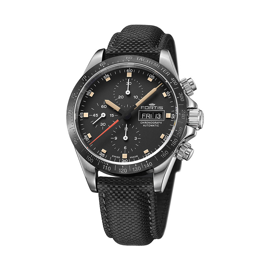 Fortis Chronographled Stratoliner Ceramic Pm 401.26.31