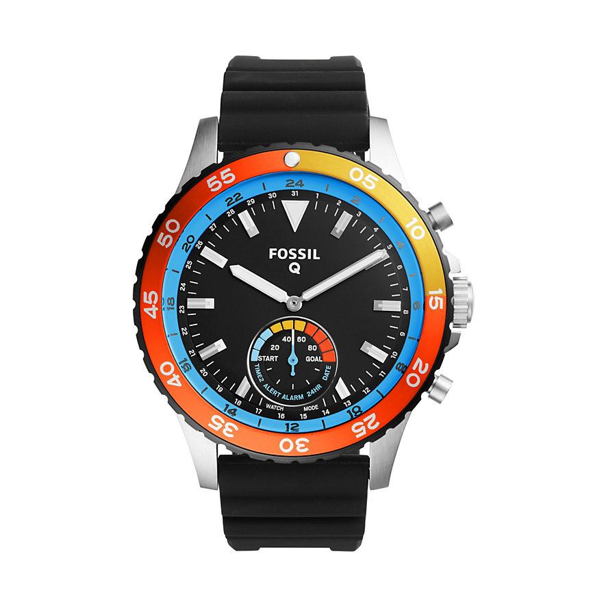 Fossil Crewmaster Smartwatch FTW1124