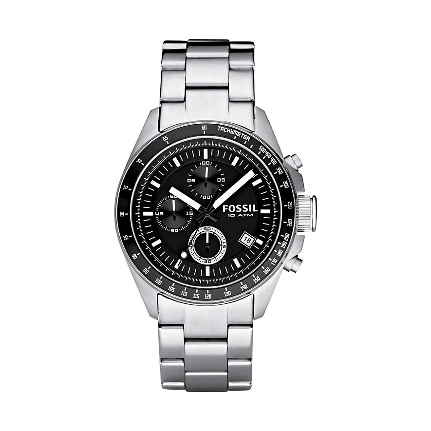 Fossil Herrenchronograph CH2600