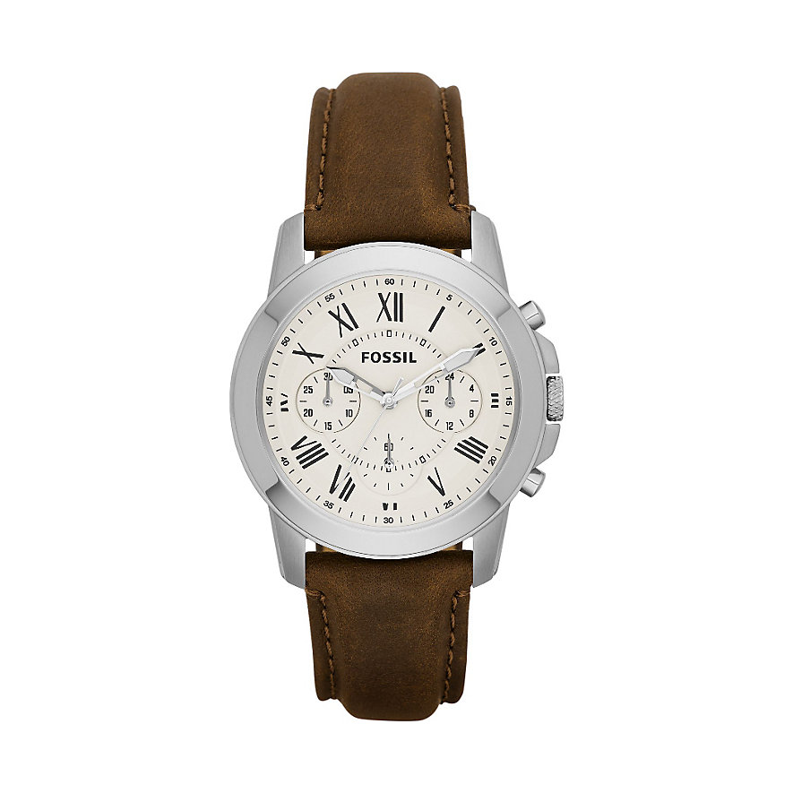 Fossil Herrenchronograph FS4839
