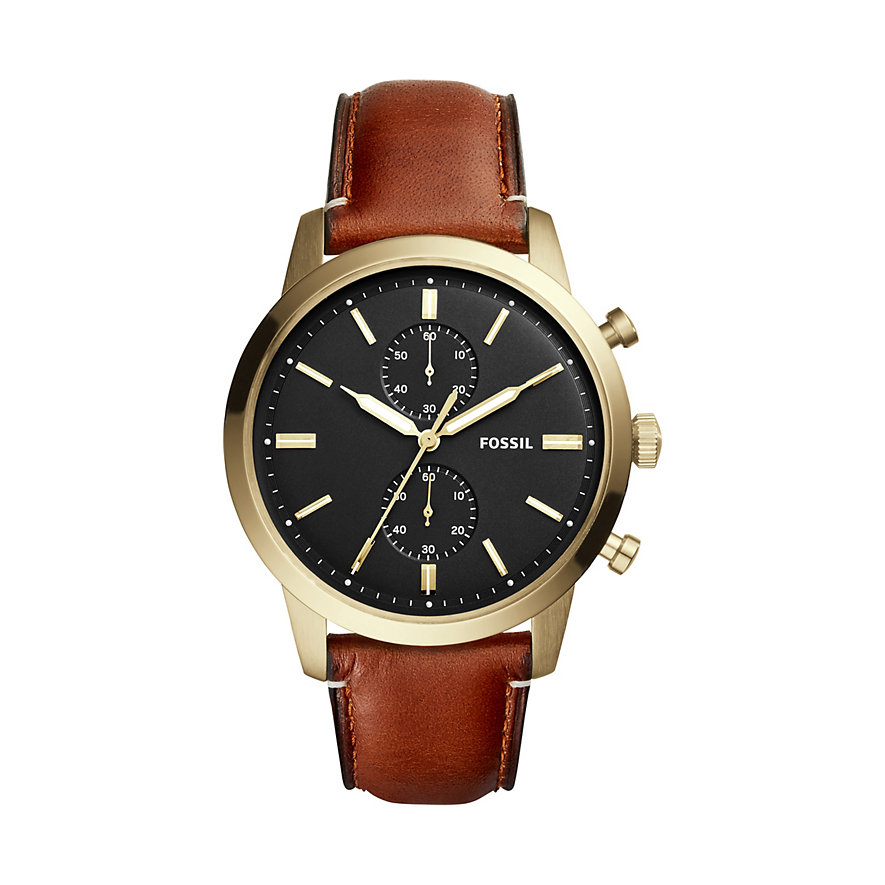 Fossil Herrenchronograph FS5338