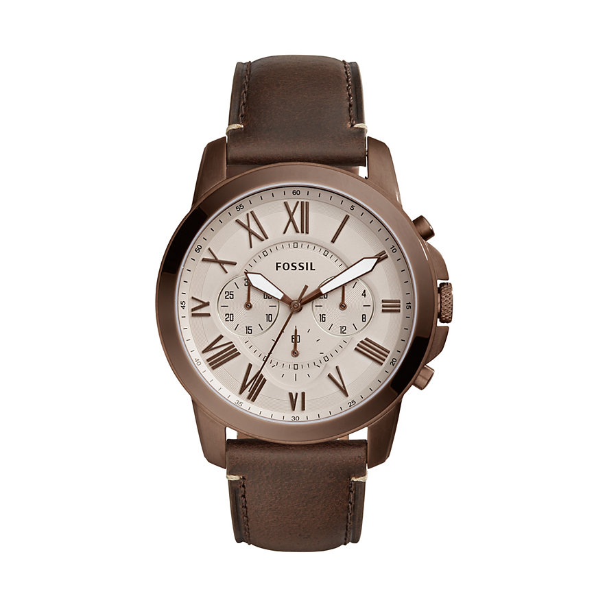 Fossil Herrenchronograph FS5344