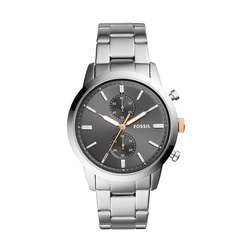 Fossil Herrenchronograph FS5407