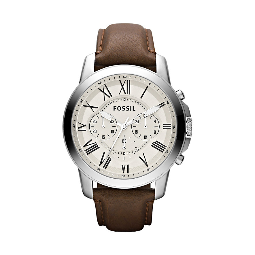 Fossil Herrenchronograph Grant FS4735