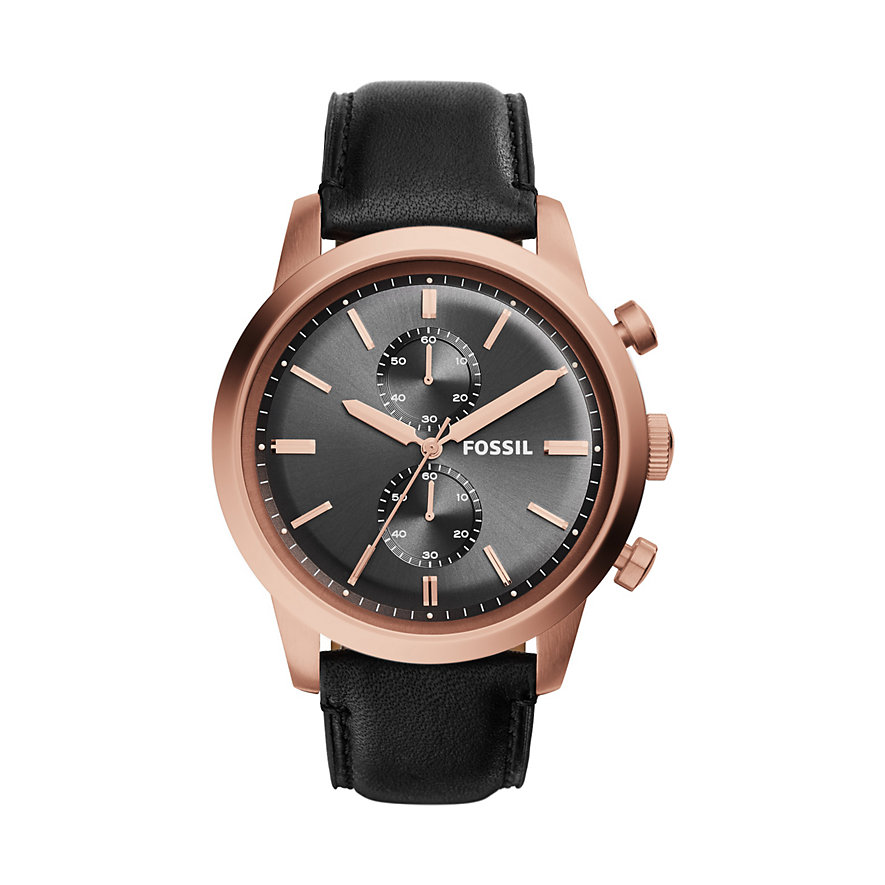 Fossil Herrenchronograph Townsman FS5097