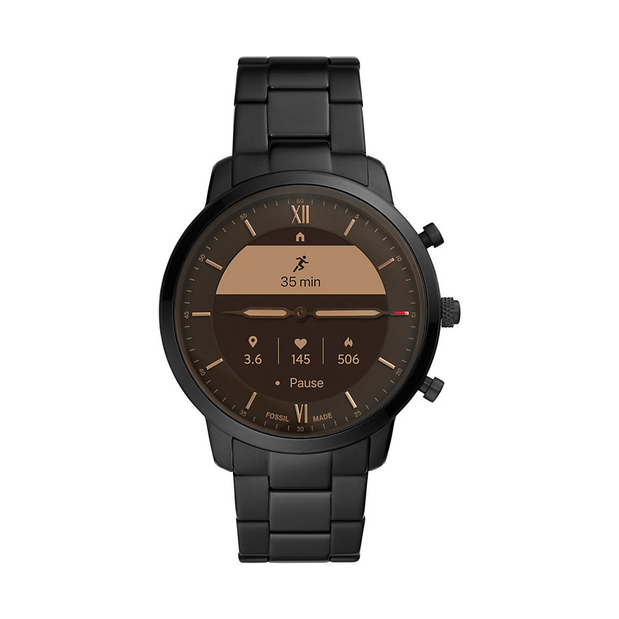 Fossil Q Smartwatch Neutra Hybrid Smartwatch HR FTW7027