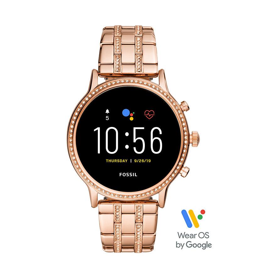uhr smartwatch fossil