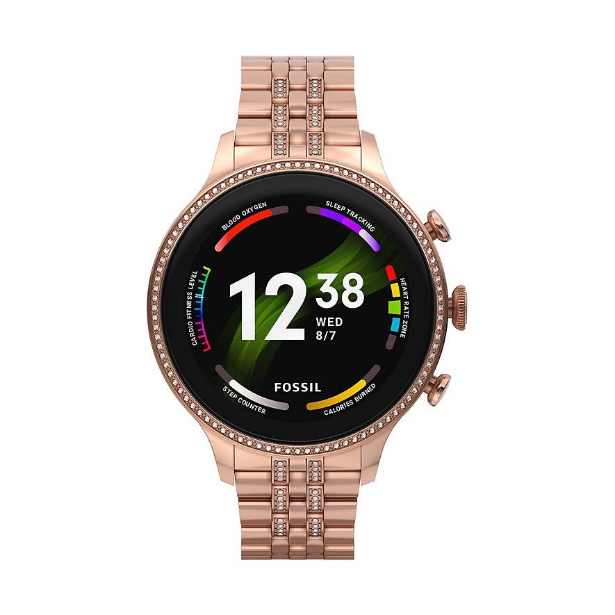 Fossil Smartwatch Gen 6 FTW6077