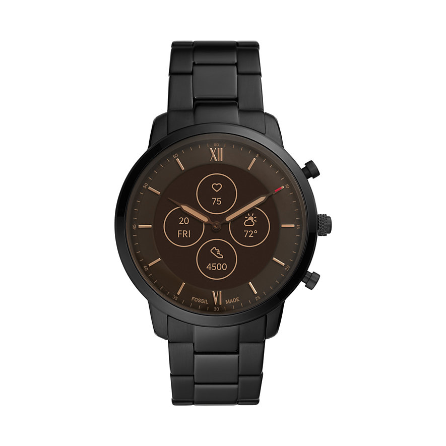 Fossil Smartwatch Neutra Hybrid Smartwatch HR FTW7027