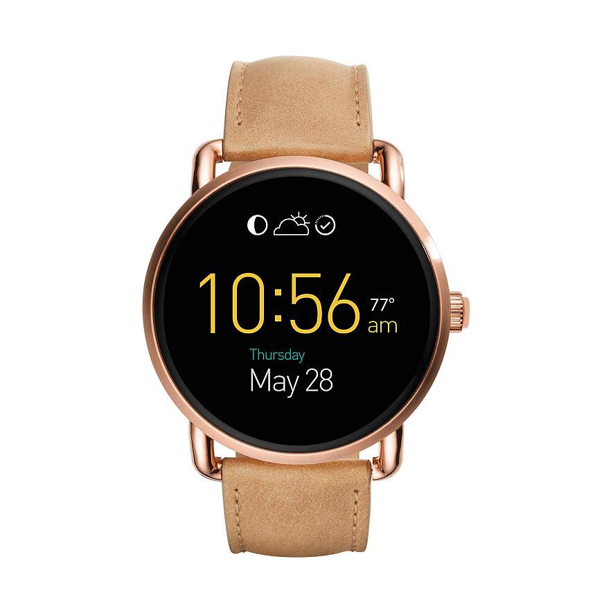 Fossil Wander Smartwatch FTW2102