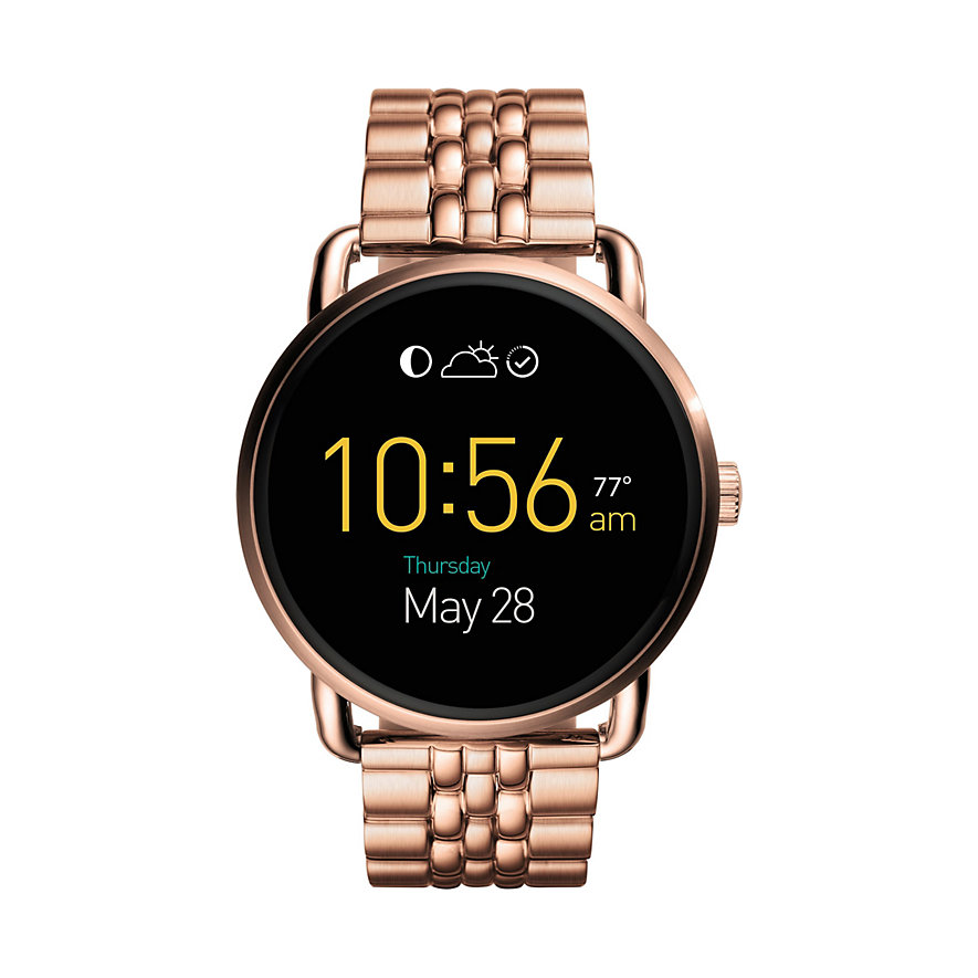 Fossil Wander Smartwatch FTW2112