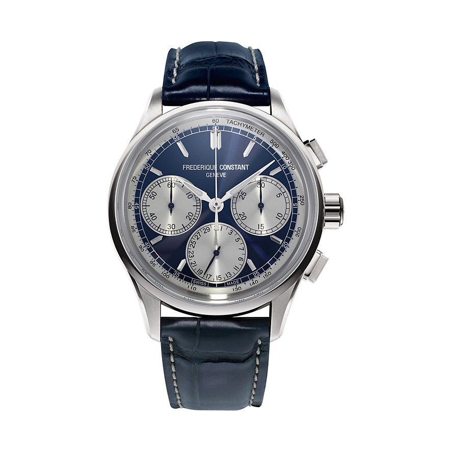 Frederique Constant Chronograph Classics Flyback Chronograph Manufacture FC-760NS4H6