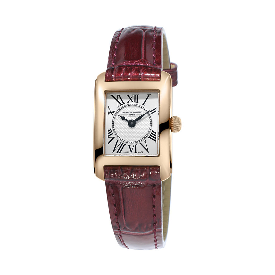 Frederique Constant Damenuhr Art Deco FC-200MC14