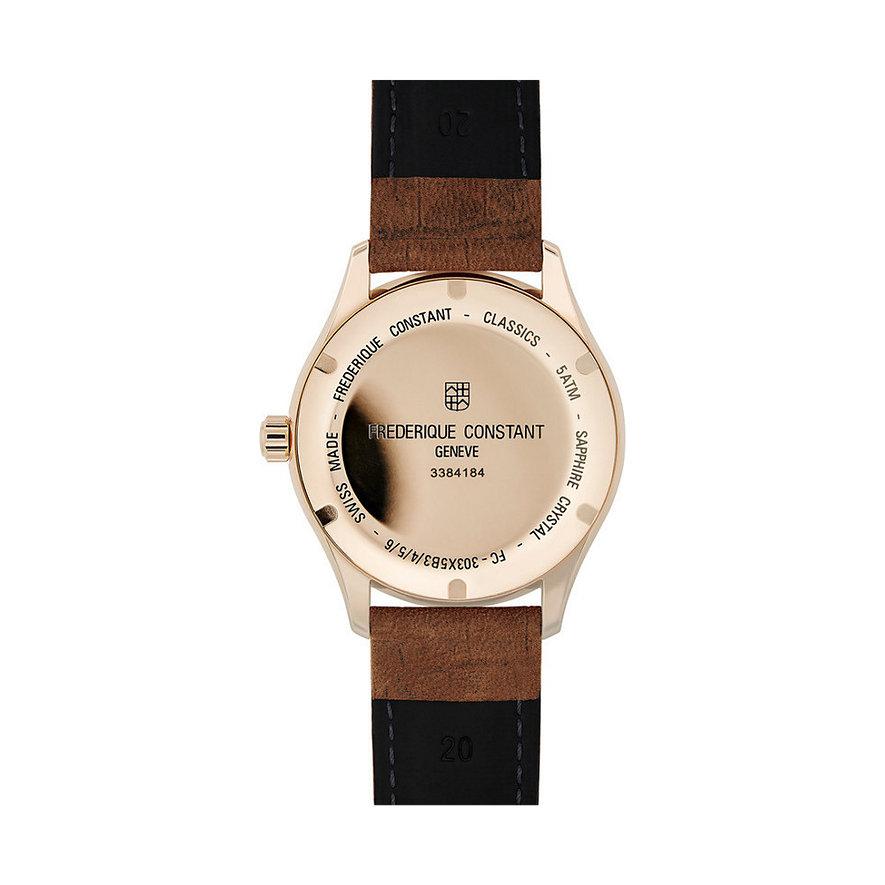 Frederique Constant Herrenuhr Classics FC-303NV5B4
