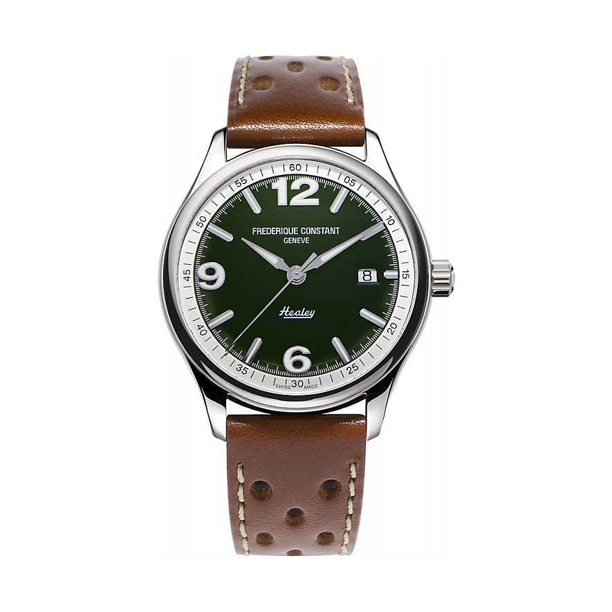 Frederique Constant Unisexuhr Vintage Rally Healey Automatic FC-303HGRS5B6