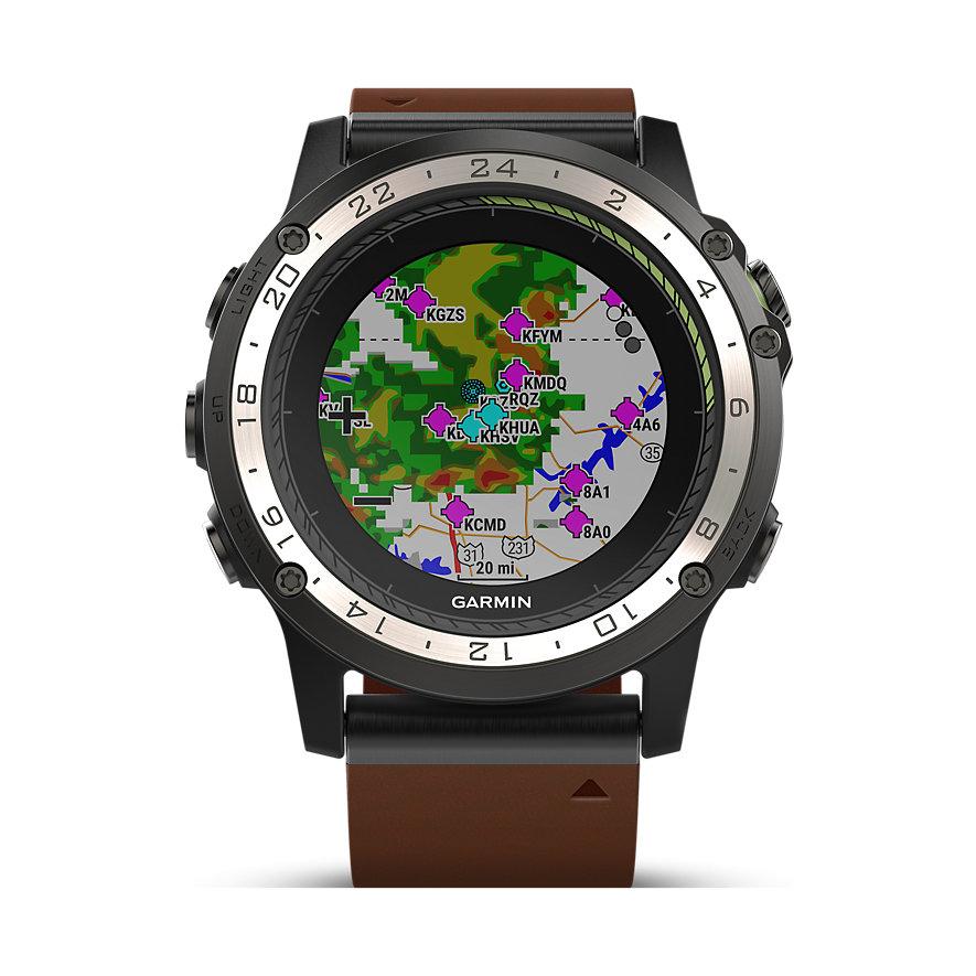 Garmin Smartwatch D2 Charlie Leather 40-33-1829