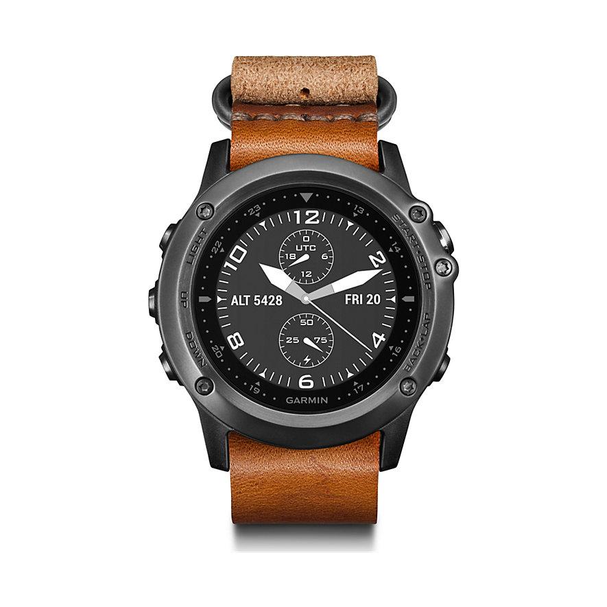 Garmin Smartwatch Fenix 3 Sapphire Leather Strap 40-27-2554