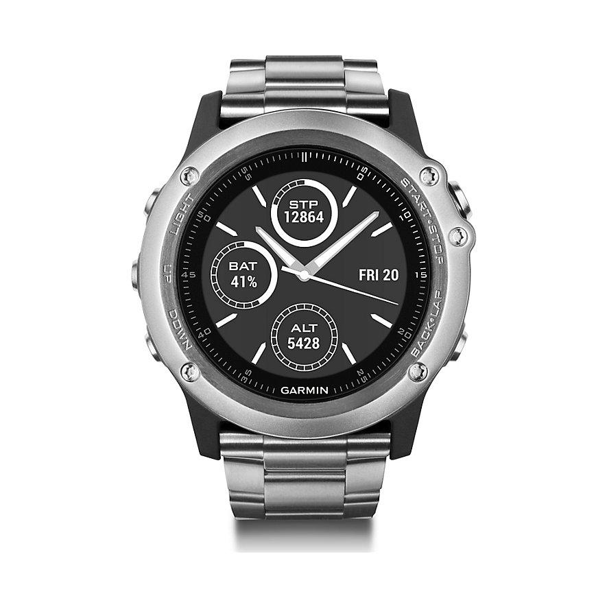 Garmin Smartwatch Fenix 3 Sapphire Titanium 40-27-2549