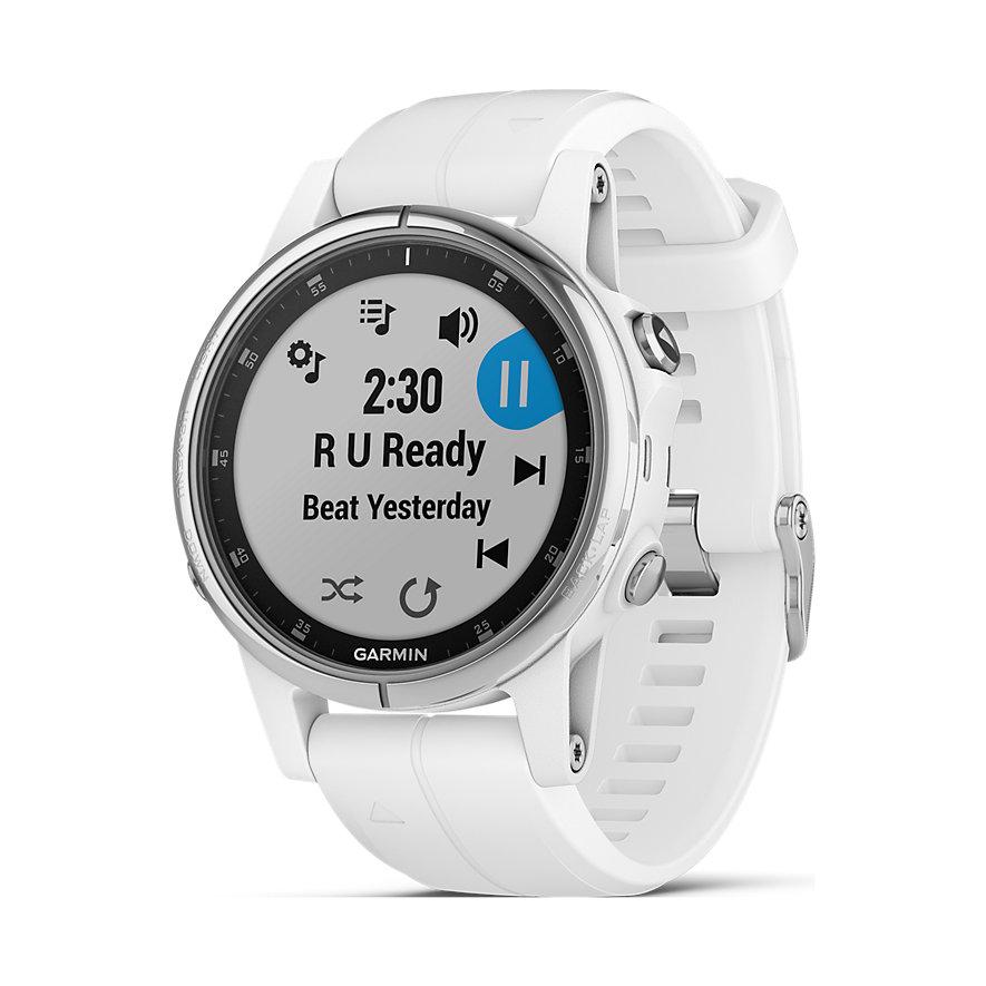 Garmin Smartwatch Fenix 5S Plus Sapphire 40-36-1046