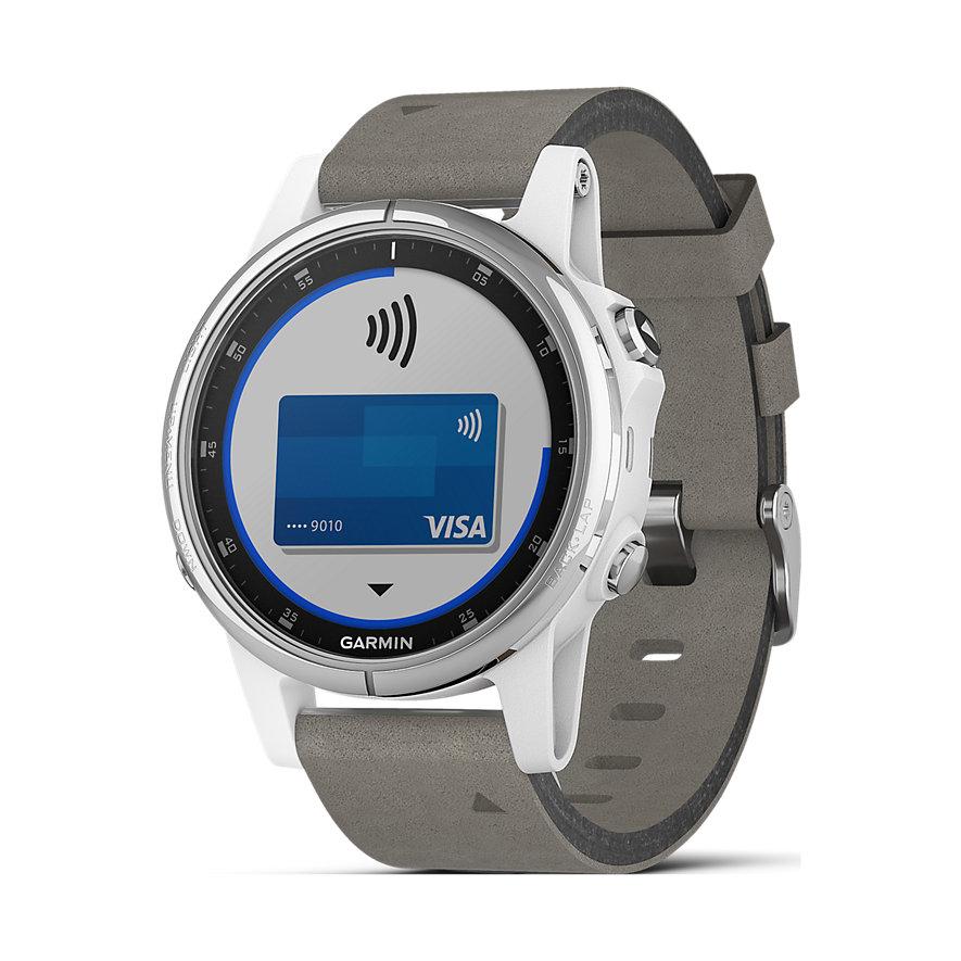 Garmin Smartwatch Fenix 5S Plus Sapphire 40-36-1352