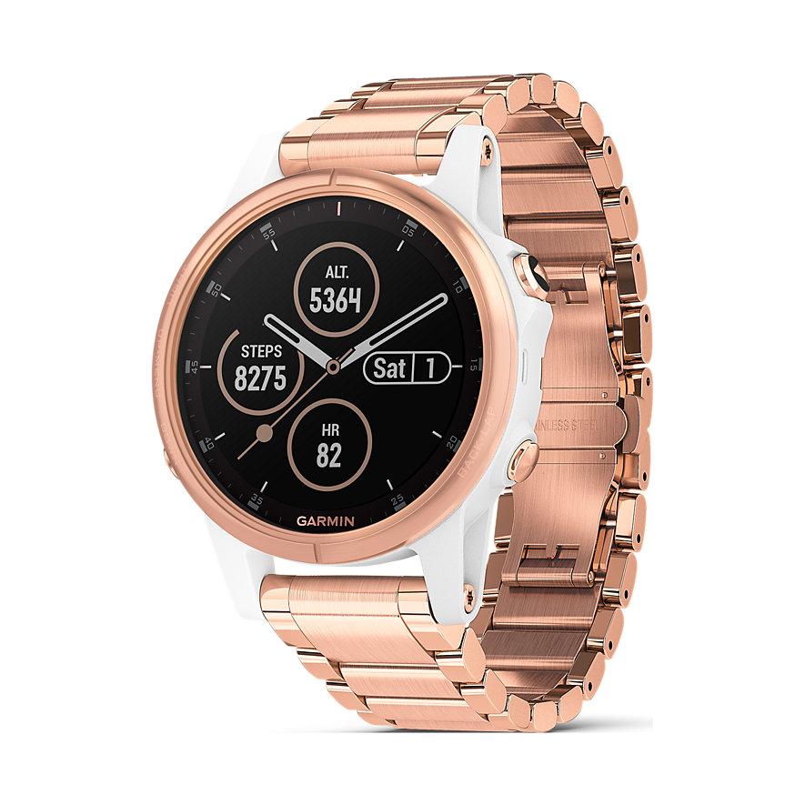 Garmin Smartwatch Fenix 5S Plus Sapphire 40-36-1354