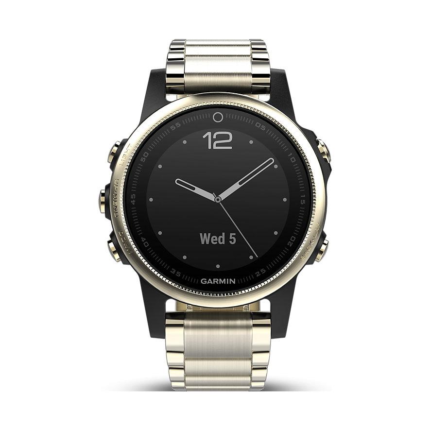 Garmin Smartwatch Fenix 5S Saphir 40-30-6594