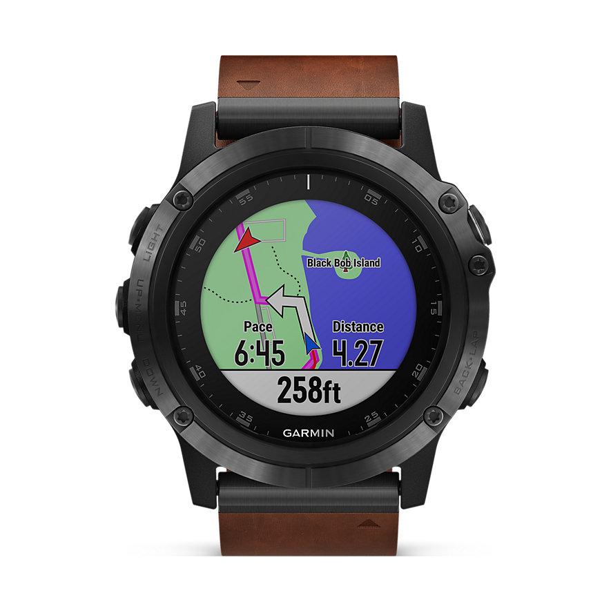 Garmin Smartwatch Fenix 5X Plus Sapphire 40-36-1363
