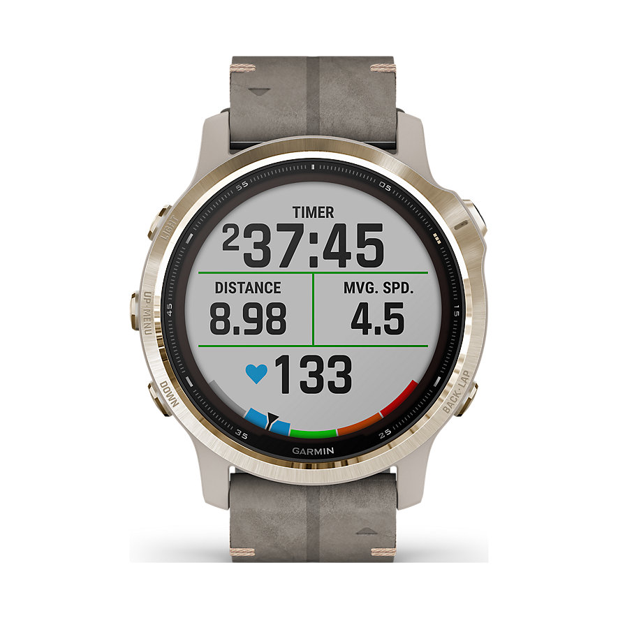 Garmin Smartwatch Fenix 6 Pro Solar 010-02409-26