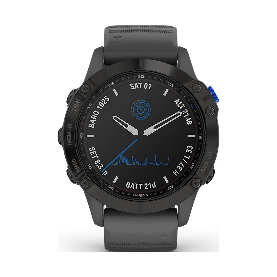 Garmin Smartwatch Fenix 6S Pro Solar 010-02410-11