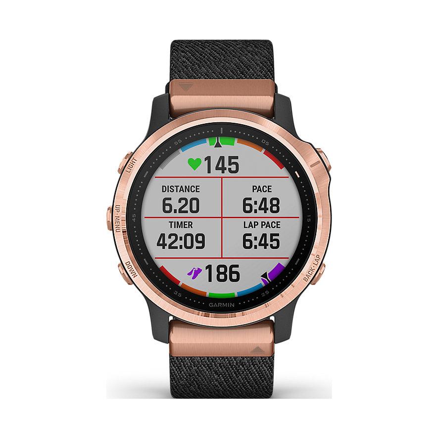 Garmin Smartwatch Fenix 6S Sapphire 010-02159-37