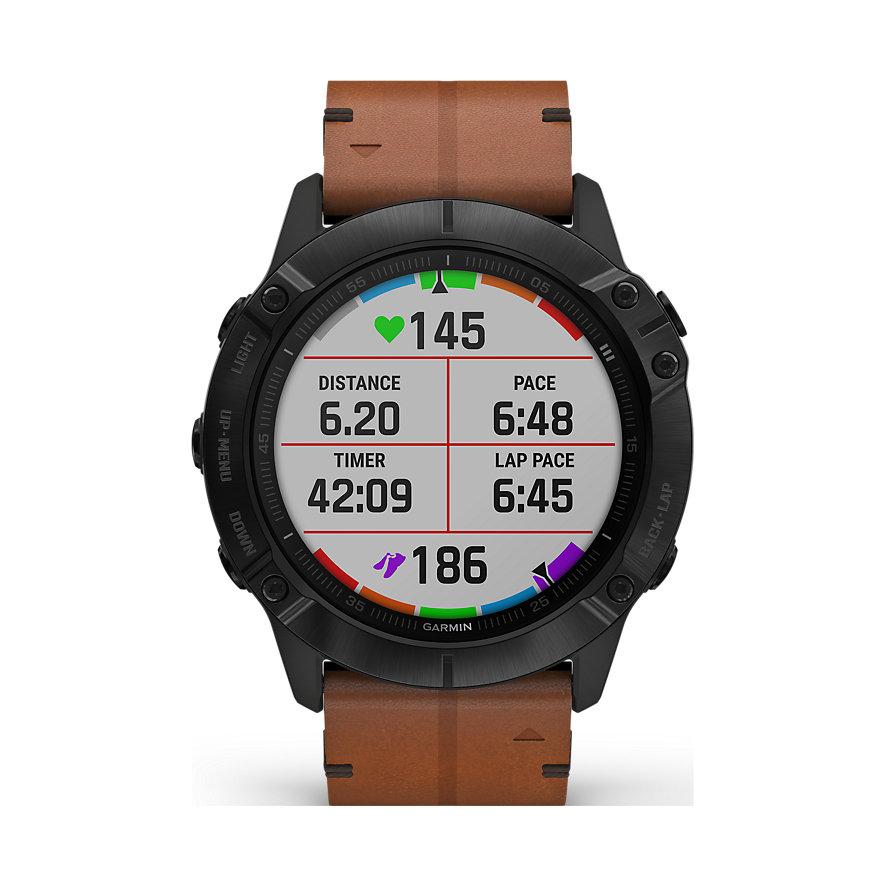 Garmin Smartwatch Fenix 6X Sapphire 010-02157-14
