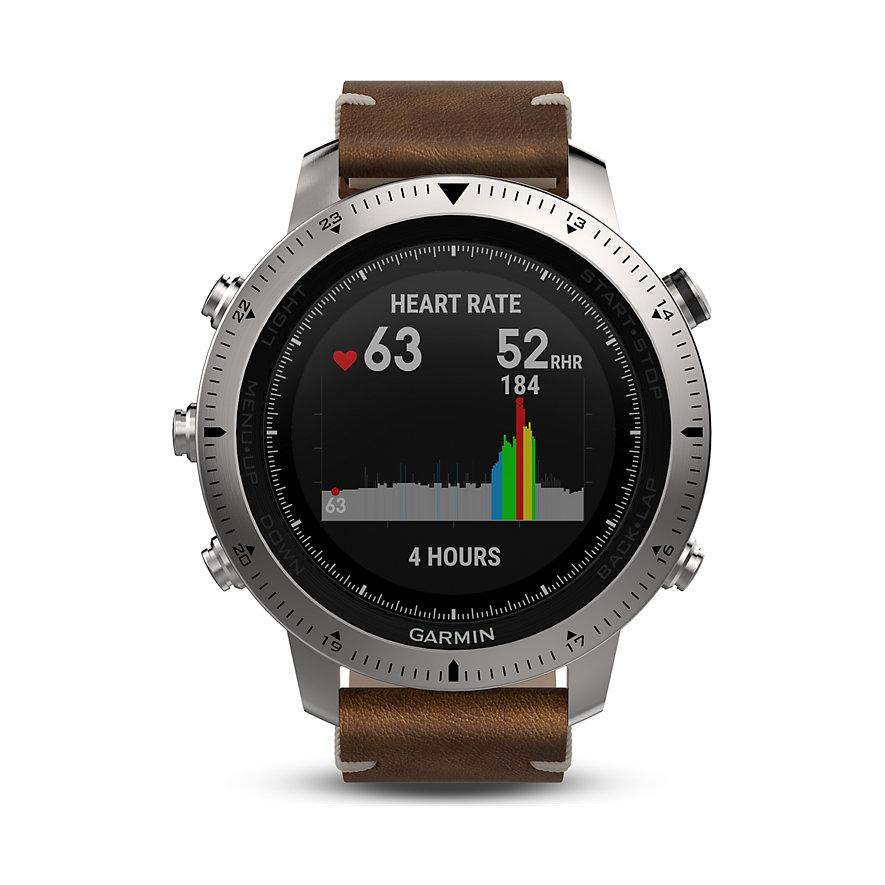 Garmin Smartwatch Fenix Chronos Leder 40-27-5220