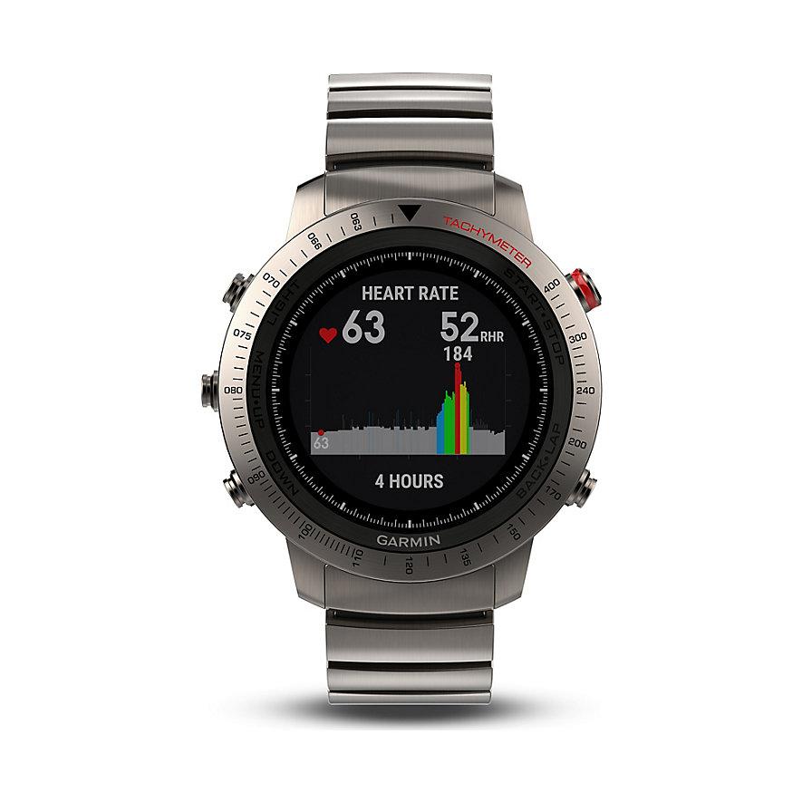 Garmin Smartwatch Fenix Chronos Titan 40-27-5222