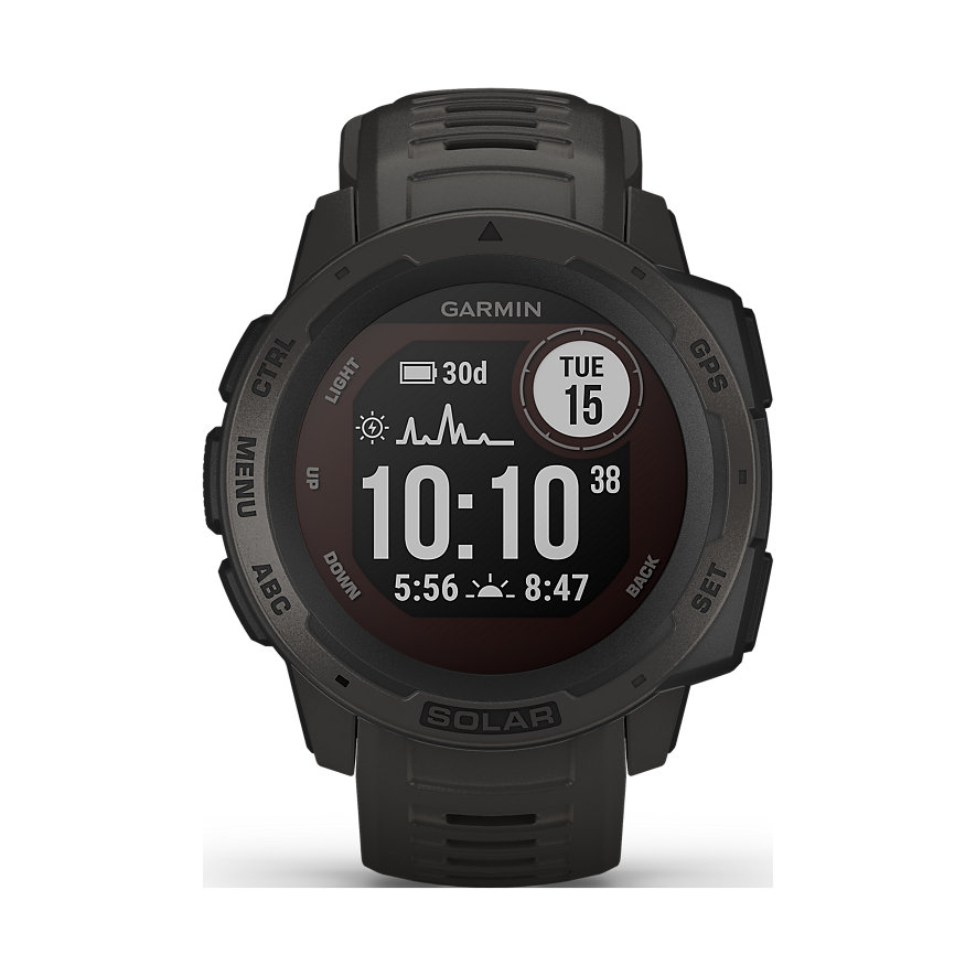 Garmin Smartwatch Instinct Solar 010-02293-00