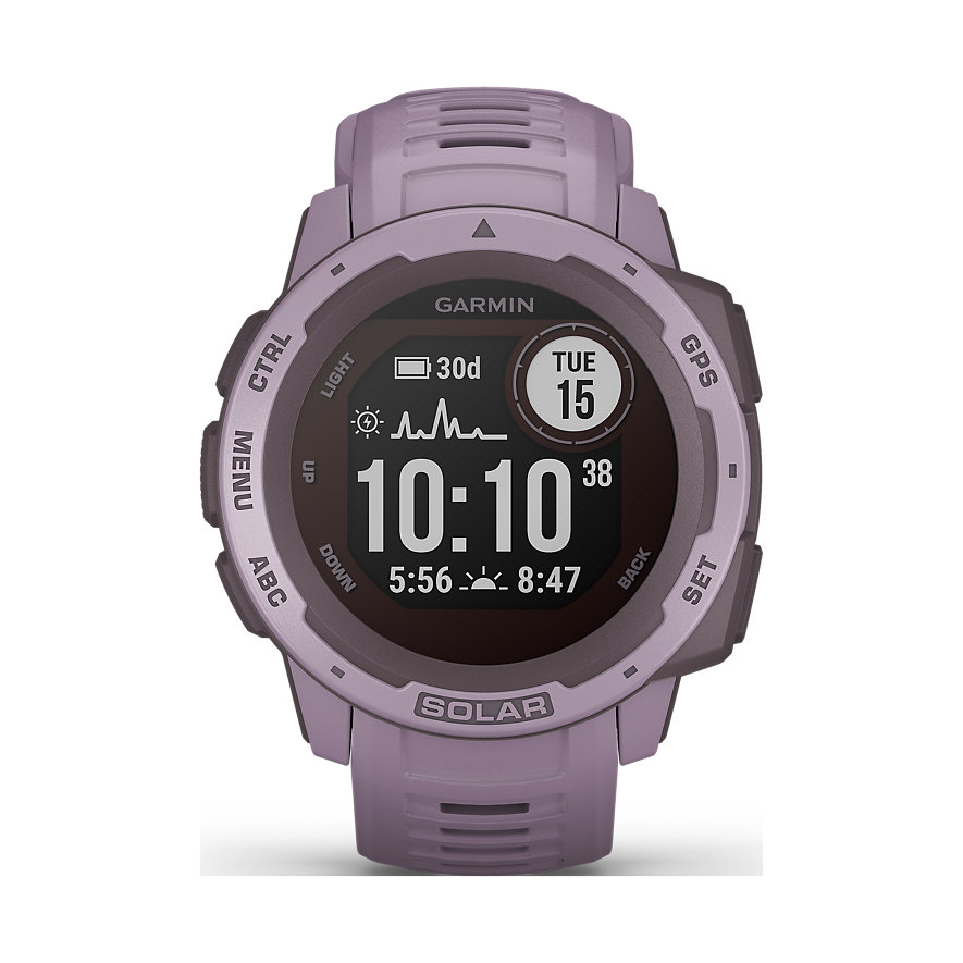 Garmin Smartwatch Instinct Solar 010-02293-02