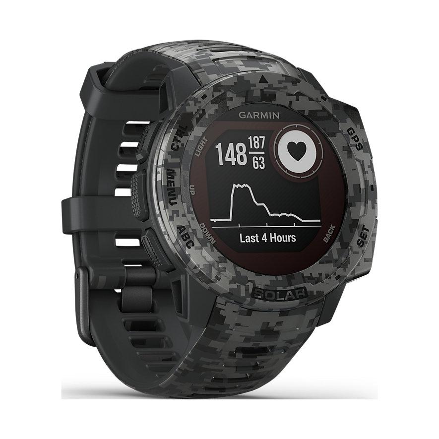 Garmin Smartwatch Instinct Solar Camo 010-02293-05