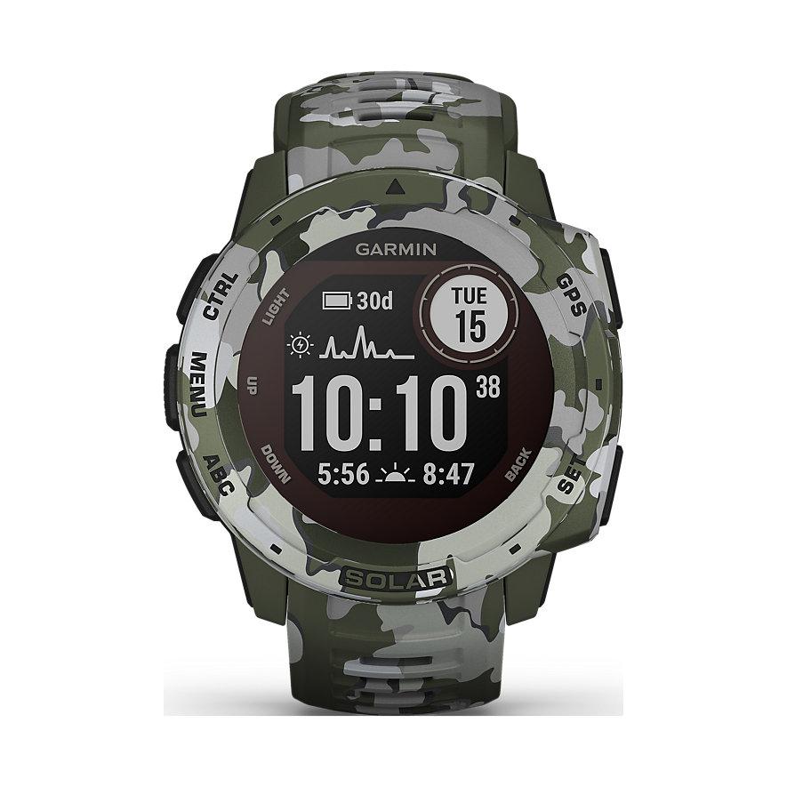 Garmin Smartwatch Instinct Solar Camo 010-02293-06