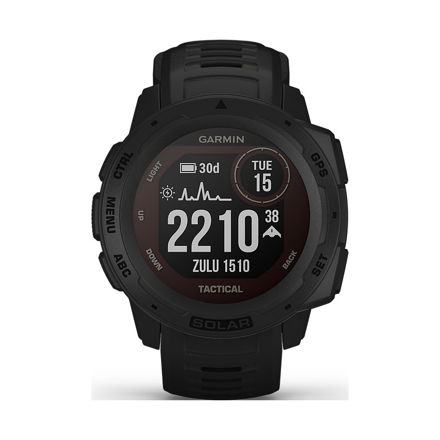Garmin Smartwatch Instinct Solar Tactical 010-02293-03