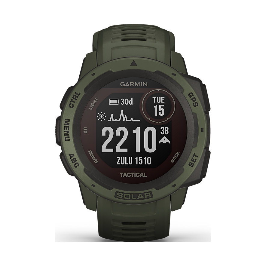 Garmin Smartwatch Instinct Solar Tactical 010-02293-04